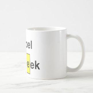 Gospel Geek Basic White Mug