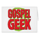 Gospel Geek Card