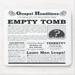 Gospel Headlines Article Christian mousepad