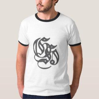 Gospel Headlines ringer t-shirt