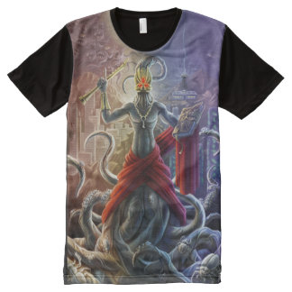 Gospel of Nyarlathotep Shirt All-Over Print T-Shirt
