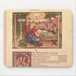 Gospel of St.Matthew, Book I Mouse Mat