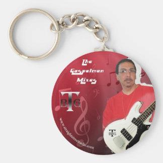Gospelman Keychains