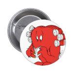 Gossamer Reading - Full Colour 6 Cm Round Badge