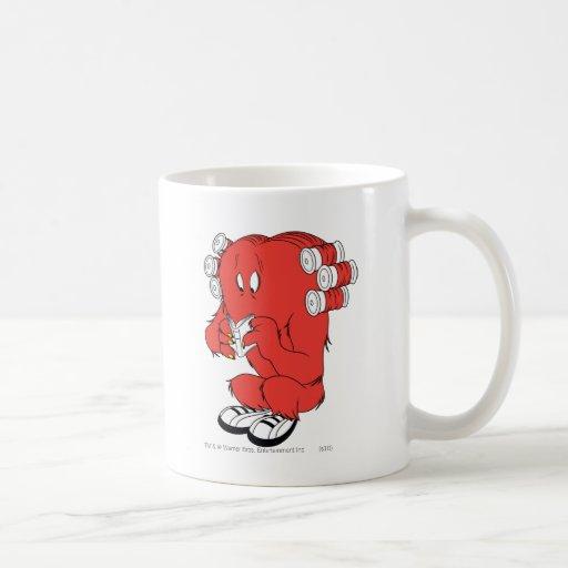 Gossamer Reading - Full Colour Basic White Mug