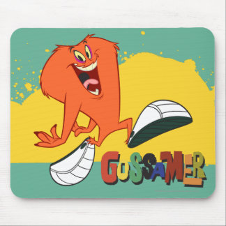 Gossamer Skipping Mouse Pad