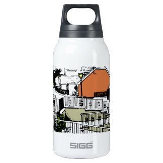 Gossip 10 Oz Insulated SIGG Thermos Water Bottle