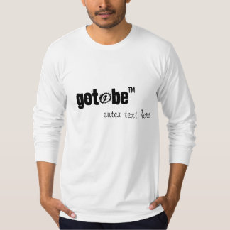 got2be t-shirt