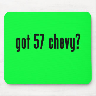got 57 chevy mouse pad