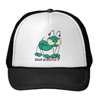 Got A Bug ~ Bug / Ant Word Play Trucker Hat