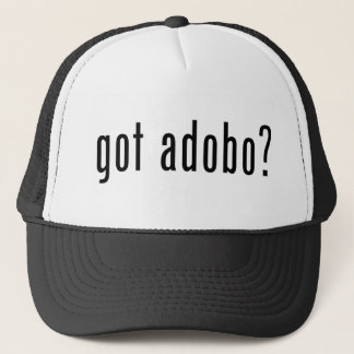 got adobo? trucker hat