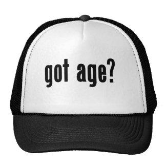 got age? trucker hat
