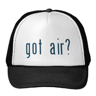 got air cap