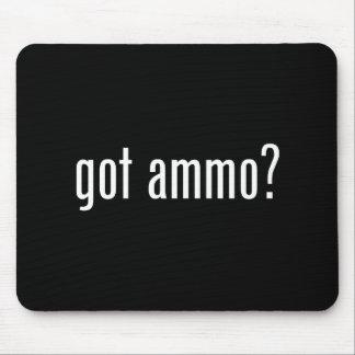 got ammo? mouse mat