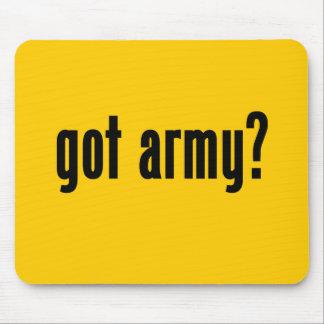 got army mousepads