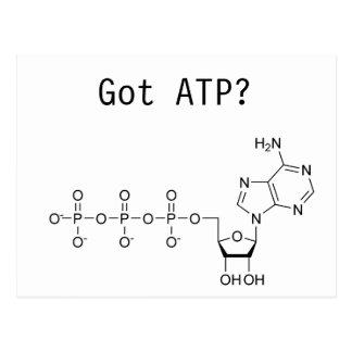 Got ATP? Postcard