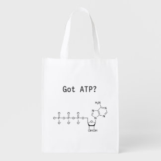Got ATP? Reusable Bag