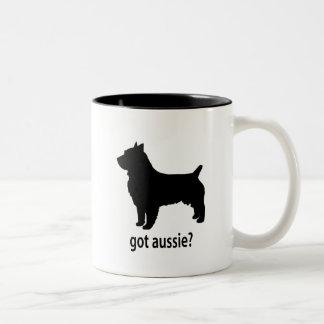 Got Australian Terrier Two-Tone Mug