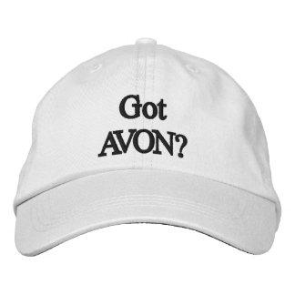 Got Avon Hat Embroidered Baseball Caps