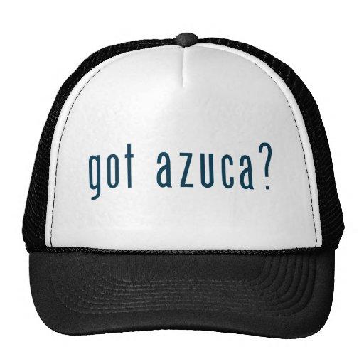 got azuca mesh hats