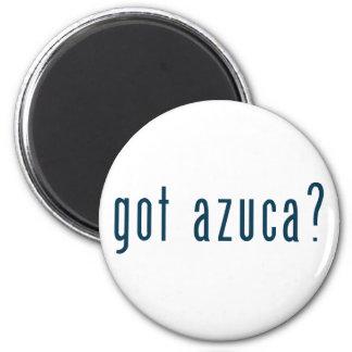 got azuca 6 cm round magnet