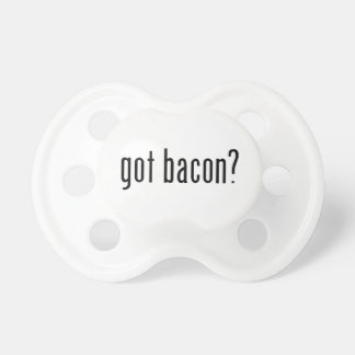 got bacon? dummy