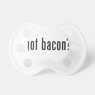 Got bacon dummy