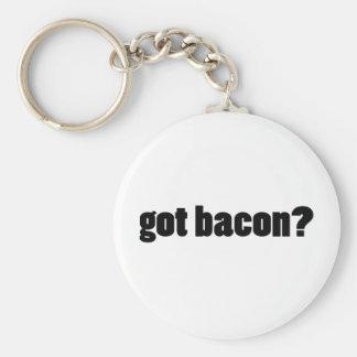 got bacon keychain