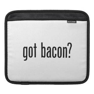 got bacon sleeve for iPads
