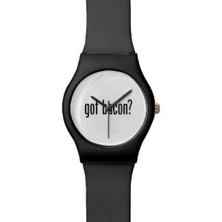 got bacon wristwatches