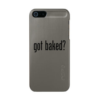 got baked incipio feather® shine iPhone 5 case