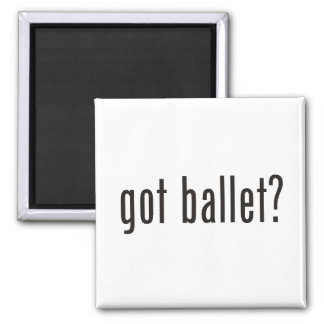 got ballet magnets