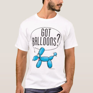 Got Balloons? Balloon Animal Shirt