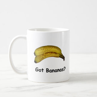 Got Bananas Coffee Mug