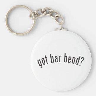 got bar bend? key ring