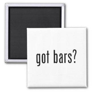 got bars? magnet