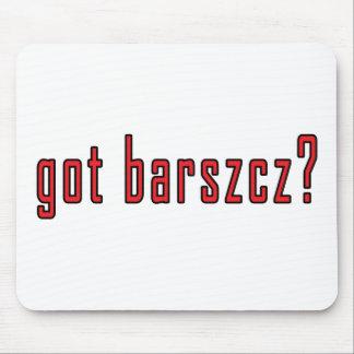 got barszcz mouse mat