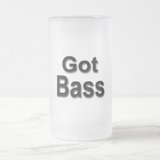 Got Bass Coffee Mugs