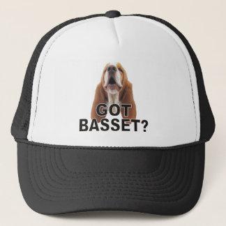 Got Basset? Howling Basset Hound Hat