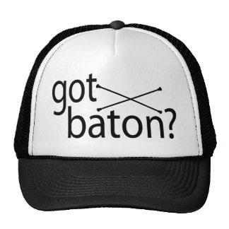 got baton? mesh hats
