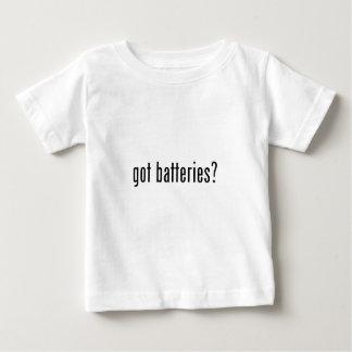 got batteries? baby T-Shirt