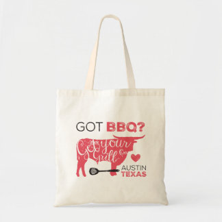 Got BBQ? Get Your Grill On Tote