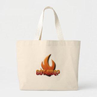 Got BBQ? Jumbo Tote Bag