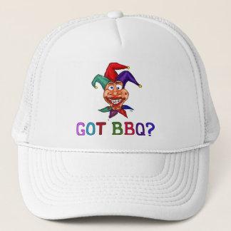 Got BBQ (Straight) Trucker Hat