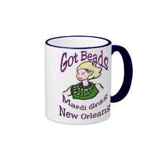 Got Beads? Ringer Mug