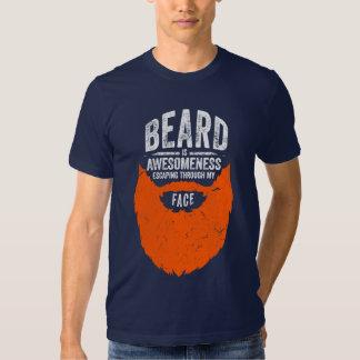 Got beard? t shirt