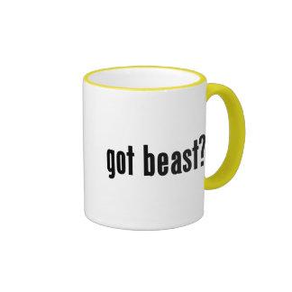 got beast? mugs