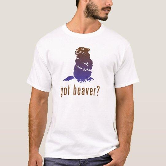 Got Beaver? T-Shirt