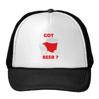 Got Beer? Beer Pong Trucker's Hat / Cap