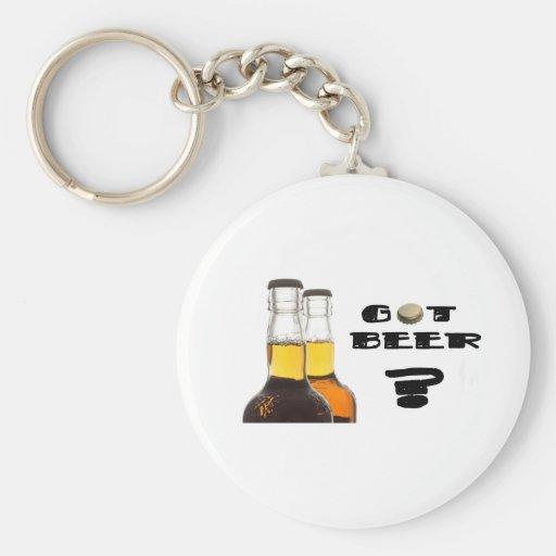 Got Beer? Key Chain
